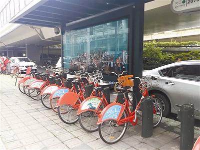 杭州公共自行车又获殊荣 这次是来自英国的艾希顿奖