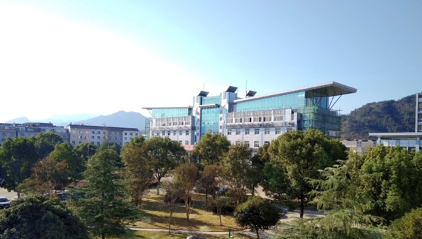 仙居县横溪镇:构建绿地开敞空间 打造城镇生态景观