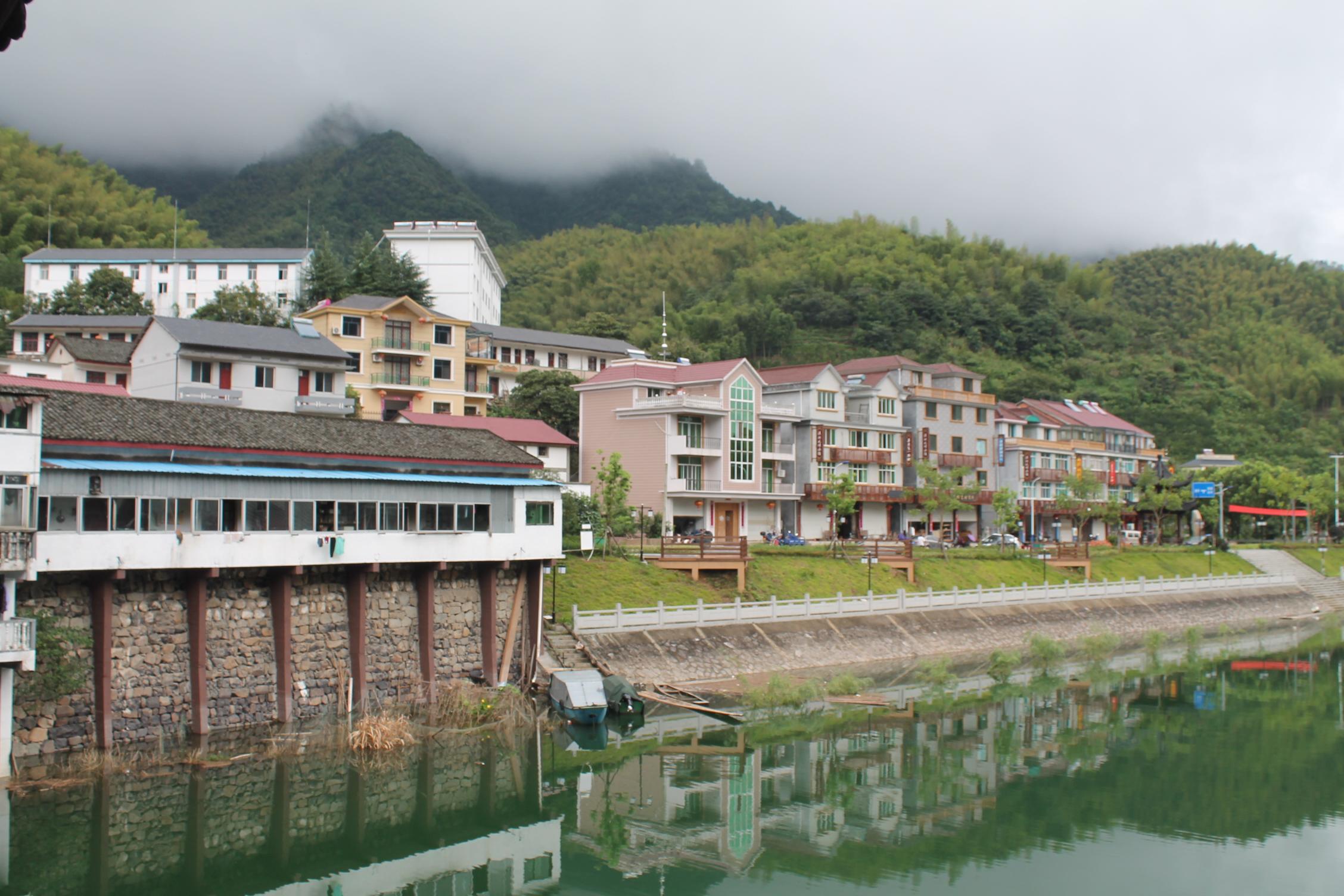 杭州淳安富德村